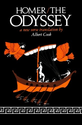 9780393007442: The Odyssey: A New Verse Translation