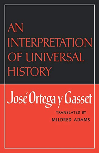 9780393007510: An Interpretation of Universal History