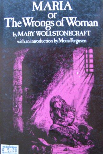 9780393007619: MARIA M WOLLSTONECRAFT (Norton Library, N761)