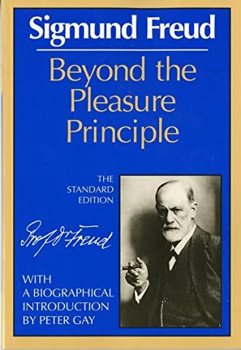 9780393007695: Beyond the Pleasure Principle (Norton Library)