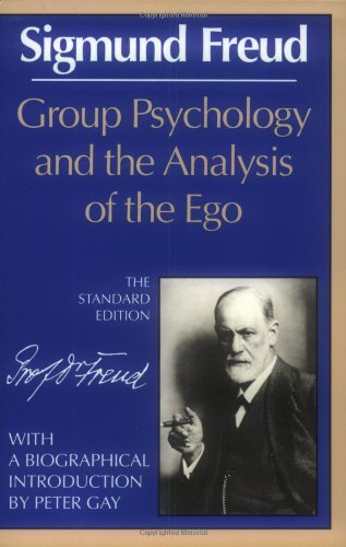 9780393007701: Group Psychology and the Analysis of the Ego (Norton Library)