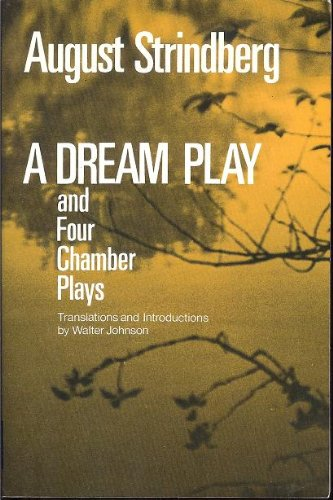9780393007916: A Dream Play, and Four Chamber Plays (The Norton Library ; N791) (English and Swedish Edition)