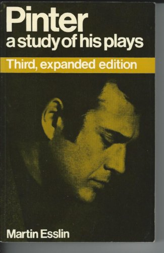 9780393008197: Pinter: A Study of His Plays
