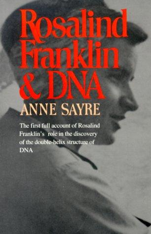 9780393008685: Rosalind Franklin and DNA