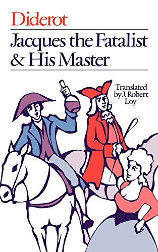 9780393009033: Jacques the Fatalist and His Master