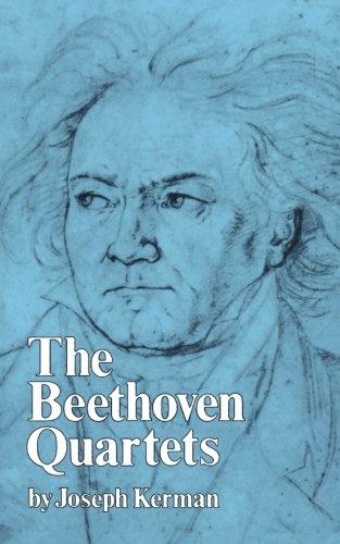 9780393009095: The Beethoven Quartets