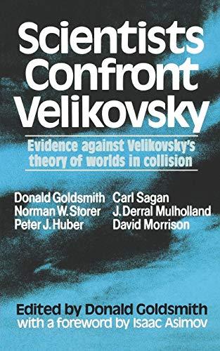 9780393009286: Scientists Confront Velikovsky