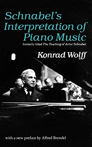 9780393009293: Schnabel's Interpretation of Piano Music