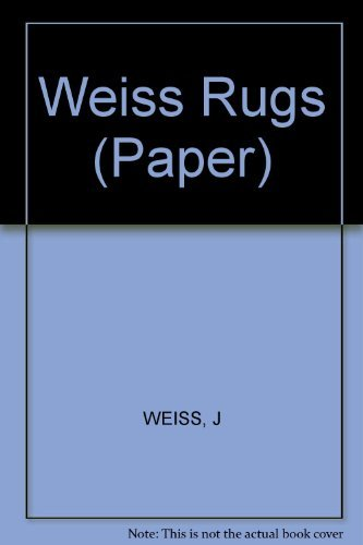 9780393009446: Weiss Rugs (Paper)