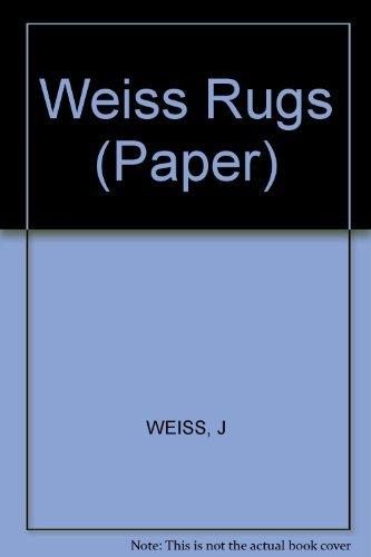 Rugs: Weiss, Jeffrey