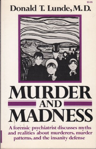 Lunde Murder & Madness (A Norton paperback): LUNDE, DT