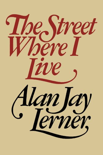 9780393009705: The Street Where I Live (Norton Paperback)