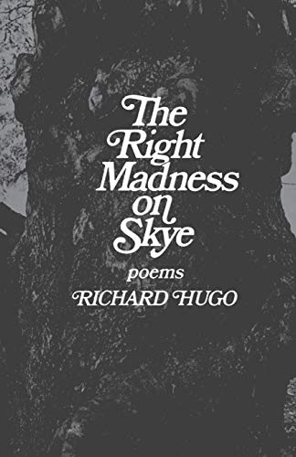9780393009828: The Right Madness on Skye: Poems