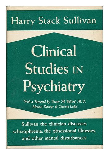 9780393010084: Clinical Studies in Psychiatry;