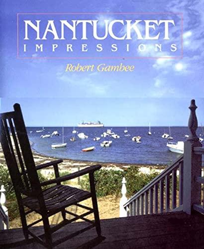 9780393010107: Nantucket Impressions