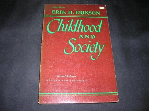 9780393010756: Erikson Childhood & Society Rev (Cloth)