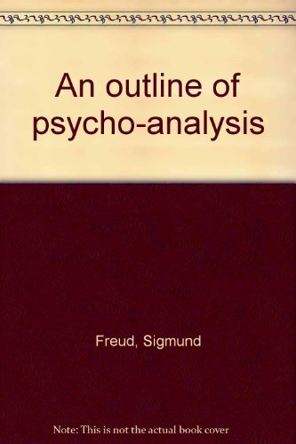 9780393010831: An outline of psycho-analysis