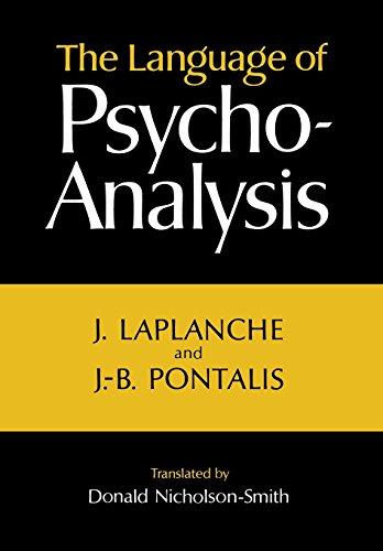 9780393011050: The Language of Psycho-Analysis