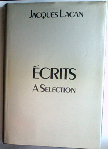 9780393011296: Ecrits: A Selection (English and French Edition)