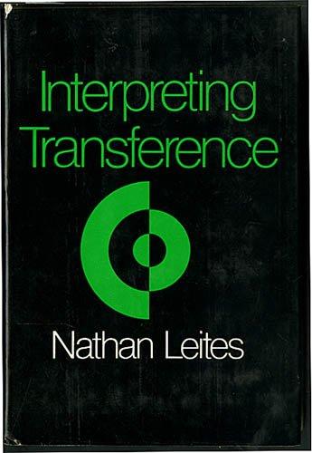 Interpreting transference: Leites, Nathan Constantin