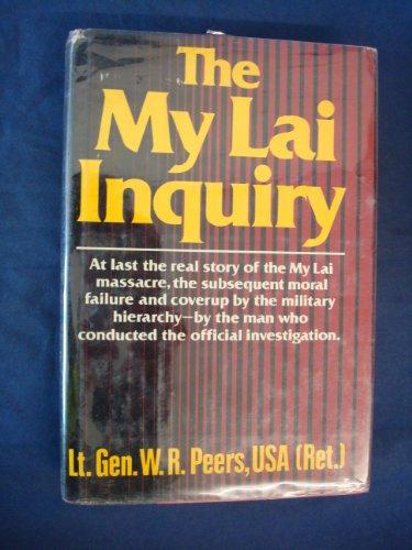9780393011845: My Lai Inquiry