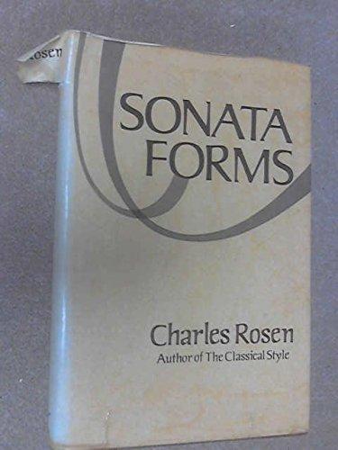 9780393012033: Sonata forms