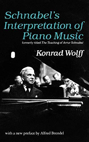 9780393012170: Schnabel's interpretation of piano music