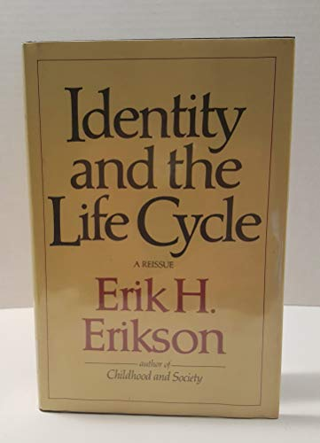 9780393012460: Identity and the Life Cycle