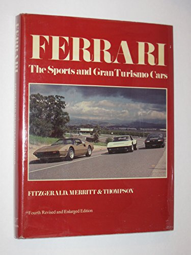 9780393012767: Ferrari: The Sports and Gran Turismo Cars