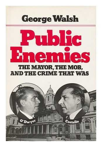 9780393013061: Public Enemies: The Mayor, The Mob and The Crime That Was