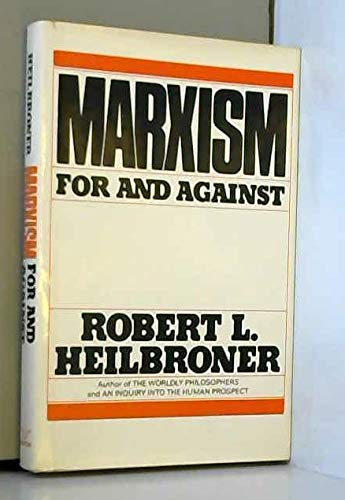 9780393013078: Marxism: For and Against