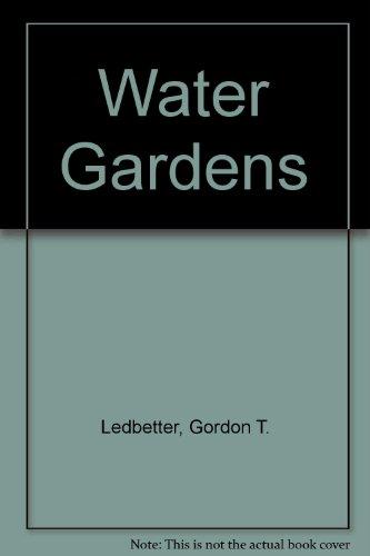 9780393013542: Water Gardens