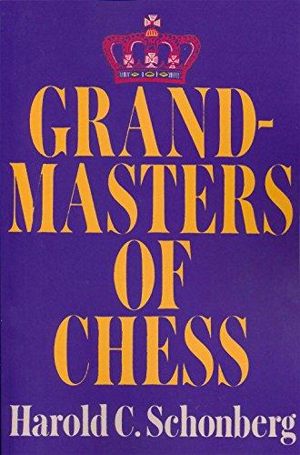 9780393014037: Grandmasters of Chess