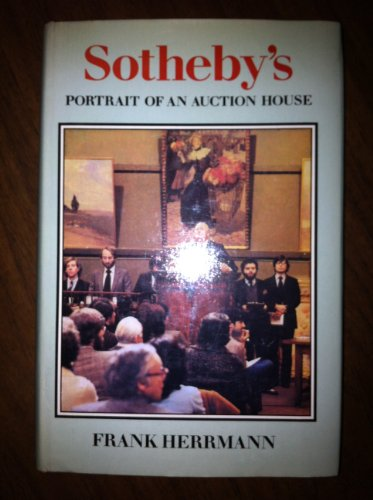 9780393014242: Sotheby's: Portrait of an Auction House