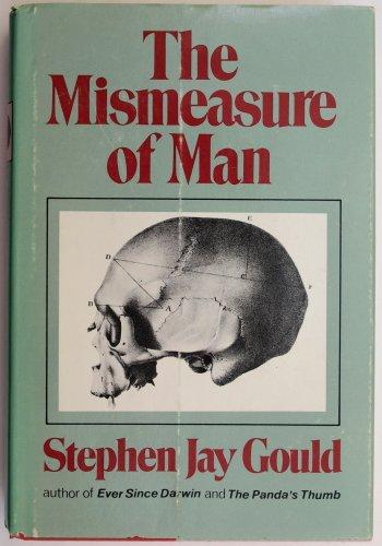 9780393014891: The Mismeasure of Man