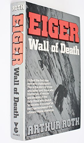 9780393014969: Eiger: Wall of Death