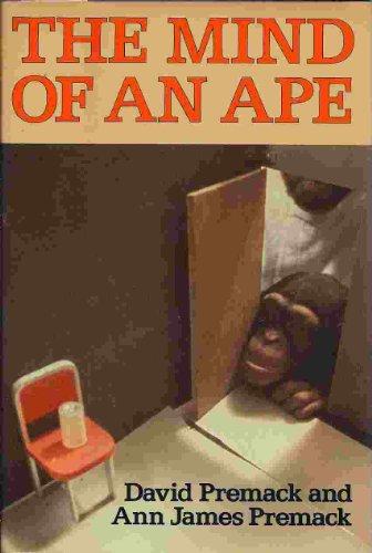 The Mind of an Ape (SIGNED): Premack, David & Ann James Premack