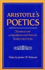 9780393015997: Aristotles Poetics