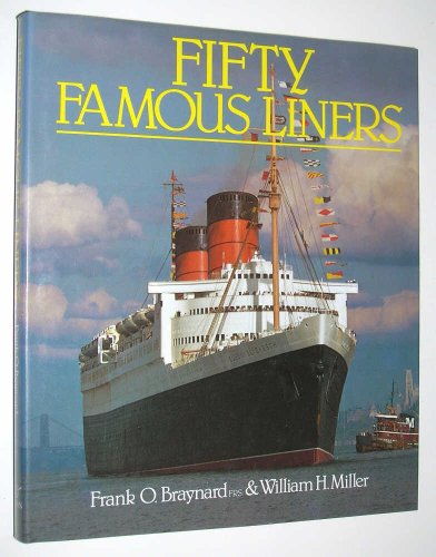 9780393016116: Fifty Famous Liners