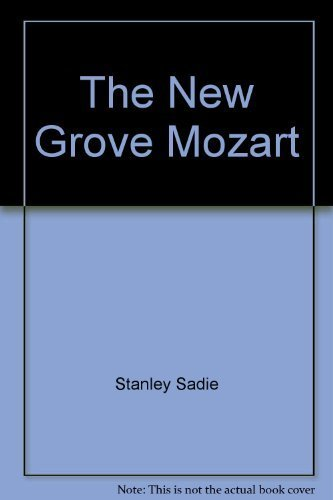 9780393016802: The New Grove Mozart