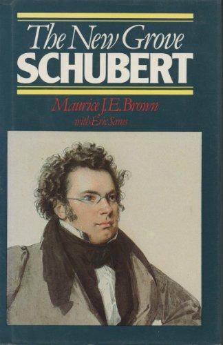 9780393016833: The New Grove Schubert