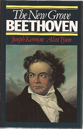 9780393016871: The New Grove Beethoven (The Composer Biography Series)