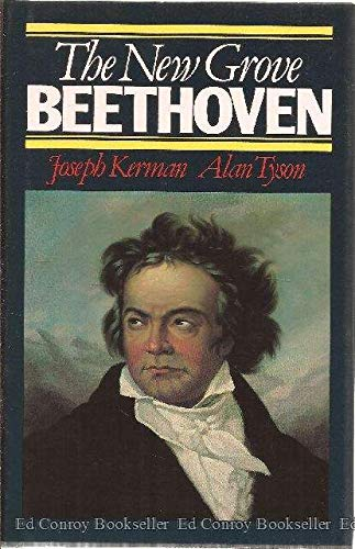 The New Grove Beethoven (The Composer Biography Series) (0393016870) by Joseph Kerman; Alan Tyson