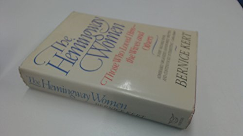 9780393017205: The Hemingway Women