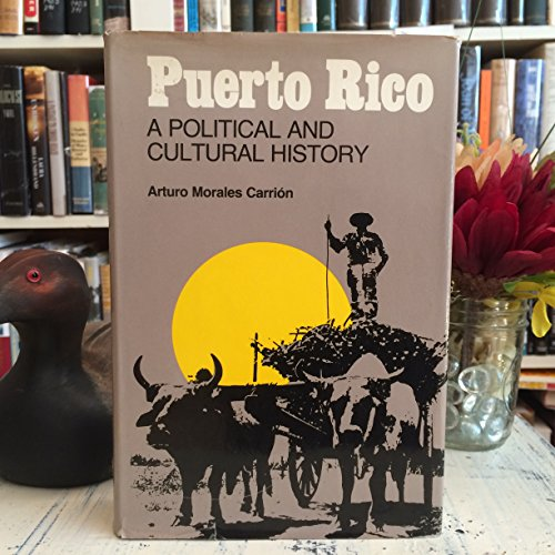 9780393017403: PUERTO RICO CL (CARRION)