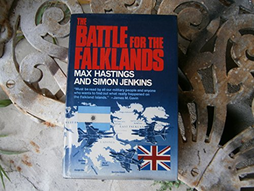 9780393017618: The Battle for the Falklands
