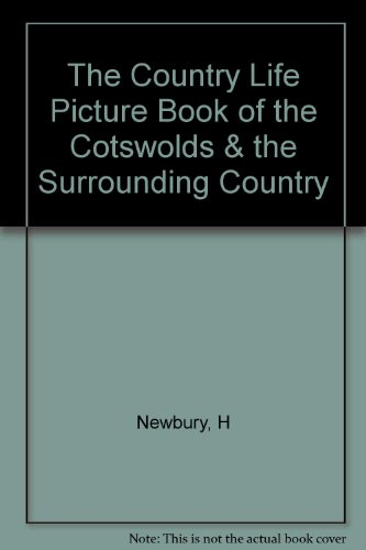 9780393018141: The Country Life Picture Book of the Cotswolds and Surrounding Country
