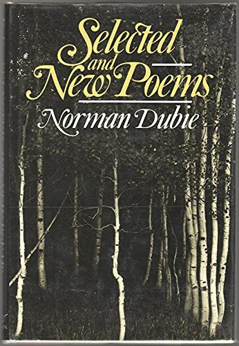 9780393018172: Selected and New Poems