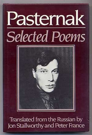 Selected Poems (English and Russian Edition): Pasternak, Boris Leonidovich;