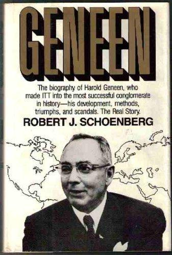 Geneen: Schoenberg, Robert